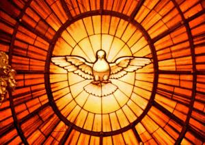 Slika 3: Sveti Duh
